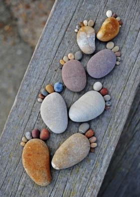 IainBlake1 stone feet on board. about page. blog