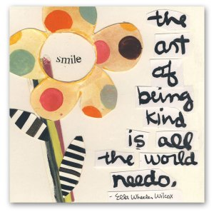 kindness.smile quote
