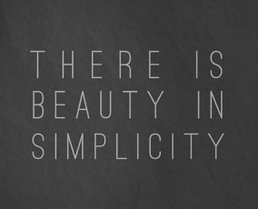 beauty-in-simplicity