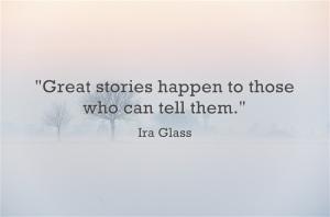 story telling ira glass