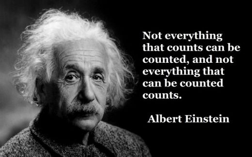 albert-einstein-quotes. count