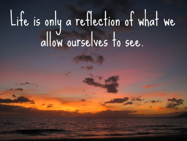 life-is-a-reflection