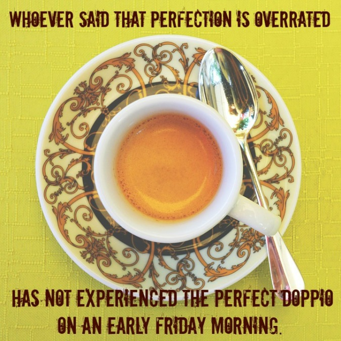 doppio-perfection