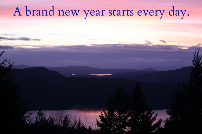 a brand new year