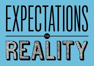 image. expectations vs reality